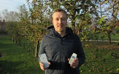 Interview s výhercem za říjen 2017: Výměna jablíčka za cihlu