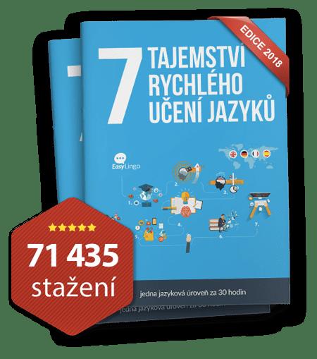"""STÁHNĚTE SI ZDARMA PDF """"7 TAJEMSTVÍ RYCHLÉHO UČENÍ JAZYKŮ"""""""